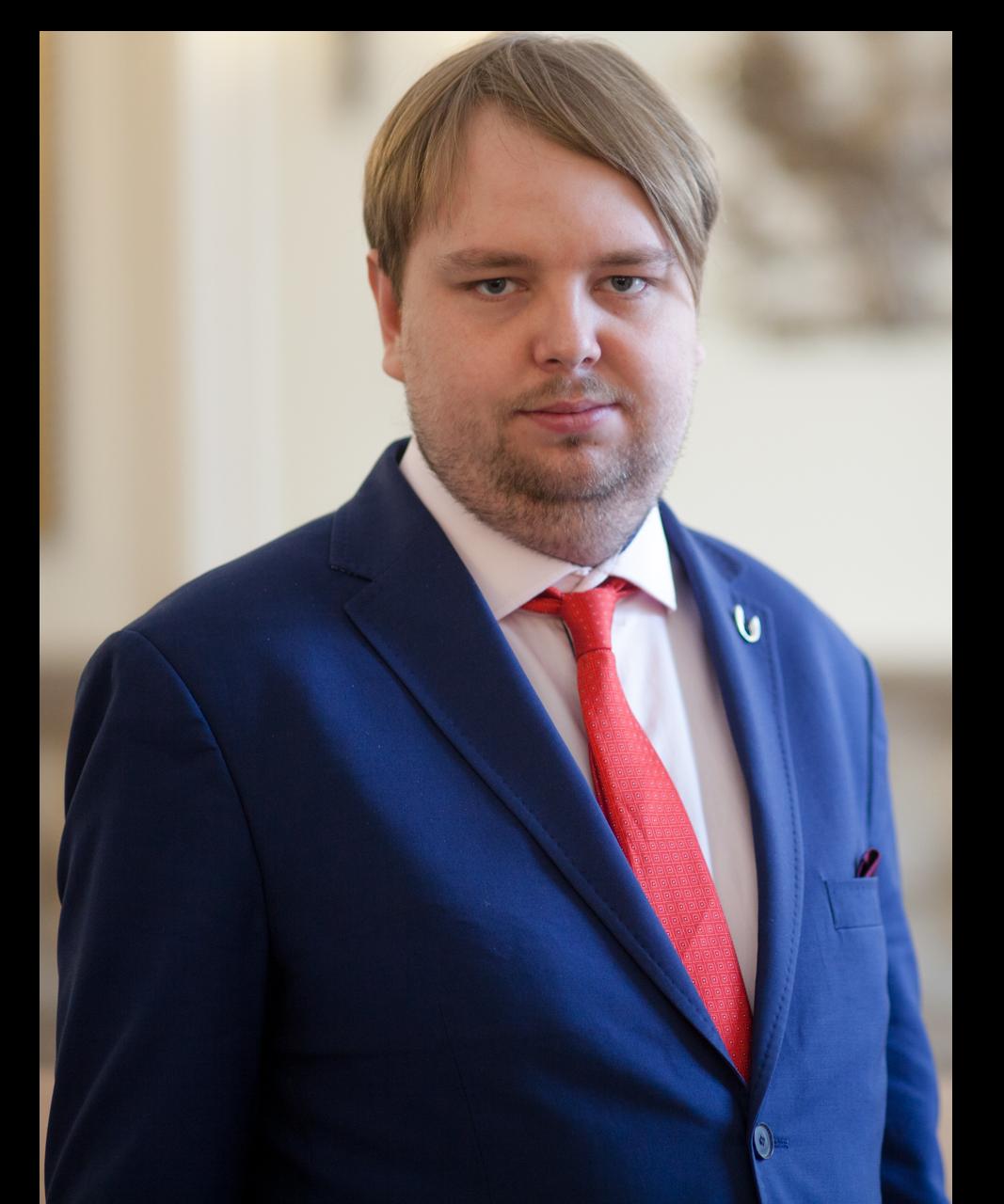 Rzecznik Praw Student Marek Konieczny