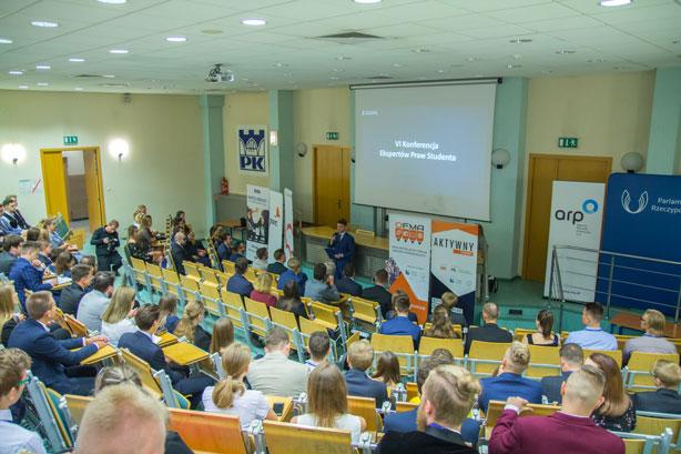 Konferencja Ekspertów Praw Studenta